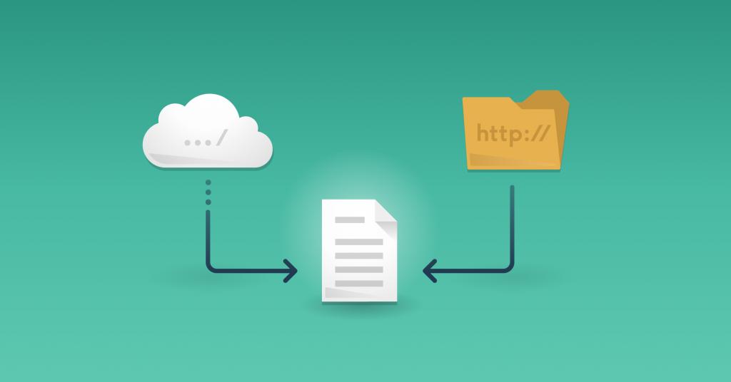 Destination URL vs. Landing Page Path