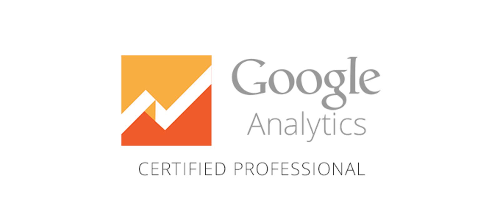 The Google Analytics Certification Dashthis